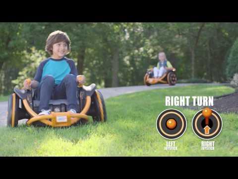 Alumnos de robótica construyen silla de ruedas motorizada para niño de 2 años