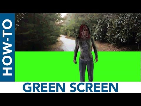 How-To #35: Green Screens | After Effects, Poser