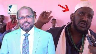 DEG DEG Sheikh kishki oo Radiyay Culumada Fatwootay in la Dilo Wadaadki Nabiga aflagadeeyay