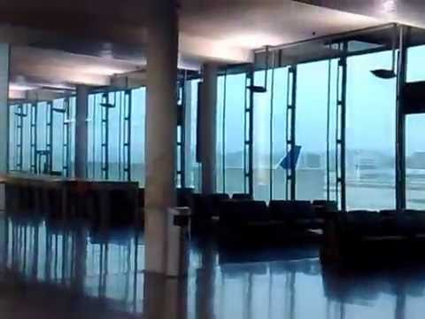 Modern Zurich Airport Walk Through