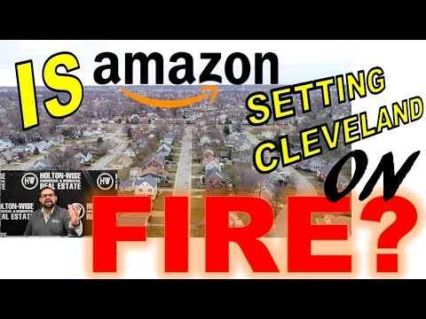 Cash in on Amazon's move to Cleveland with this Commercial Real Estate Investment; 689 S Greeen