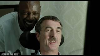 Ой Филипп, эти усы я не знаю что делать, я вся горю!! 1+1 \ Intouchables (2011)