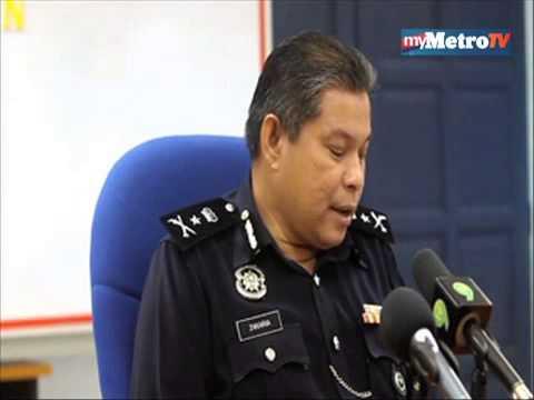 Polis tumpaskan kumpulan samun Geng Obert