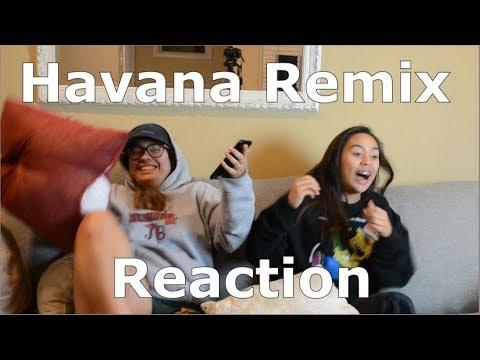 Havana Remix - Camila Cabello & Daddy Yankee Reaction