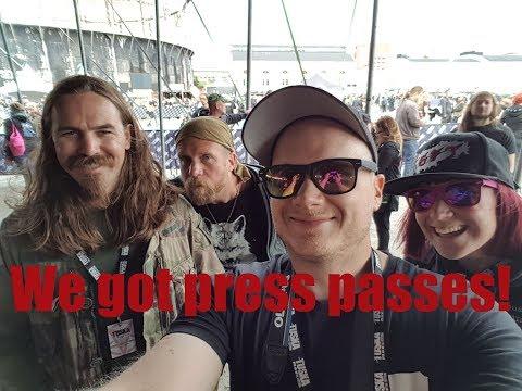 Tuska 2017, the Finnish heavy metal festival