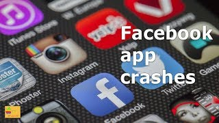 What to do if Facebook app crashes continuously in your iPhone