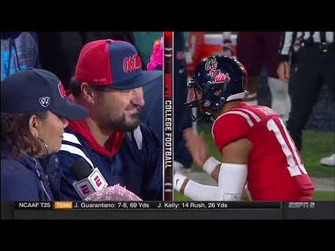Texas A&M vs Ole Miss 2017 - Highlights