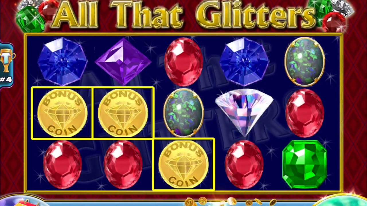 All That Glitters Casino Game