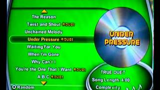 karaoke revolution vol 03 (full song list)