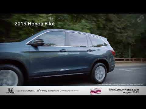 2019 Honda Pilot EX L AWD Offer New Century Honda August SP 1
