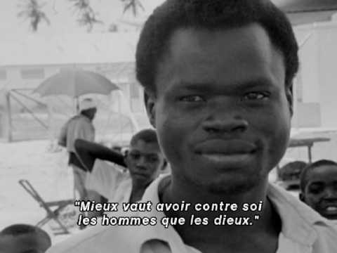 Trailer do filme Notas Para Uma Oréstia Africana