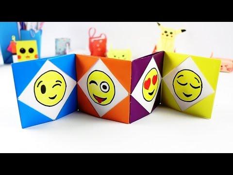 Оригами складной ФОТОАЛЬБОМ/ Фоторамки своими руками/ Простая идея для подарка