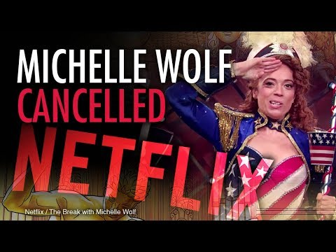 Michelle Wolf's Netflix Show Cancelled After Three Months