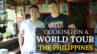 Cooking organic chicken in the Philippines |The World is Home