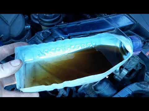 Замена жидкости ГУР Мондео 4
