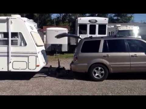 1996 Aerolite Travel Trailer filmed by Von Guerrero - YouTube
