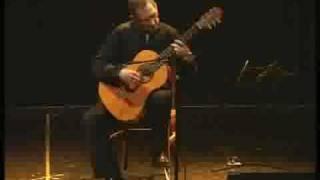 Schubert/Mertz: Aufenthalt. Pablo Márquez, guitarra