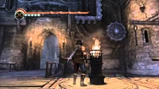 Prince of Persia: The Forgotten Sands (PS3/Xbox 360/PC) Walkthrough Part 2