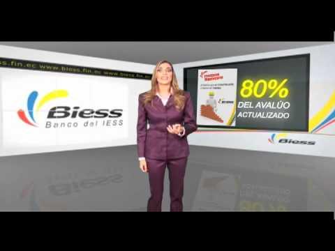 BIESS BAJO TASA DE INTERESES DE PRESTAMOS HIPOTECARIOS.m4v de YouTube · Duración:  1 minutos 43 segundos  · Más de 1000 vistas · cargado el 18/01/2011 · cargado por Telecuenca TV