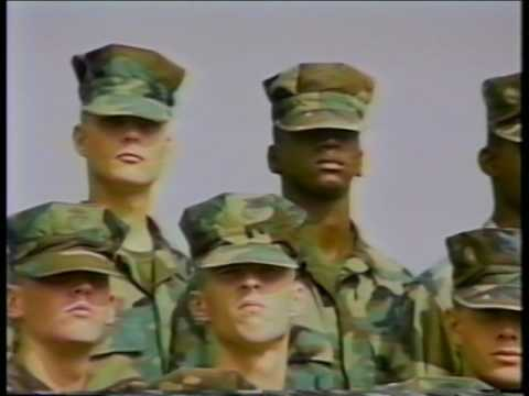 USMC Boot Camp Graduation, May 1992 (Part 3)