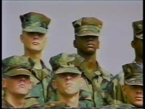 USMC Boot Camp Graduation, May 1992 (Part 3)