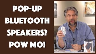 "Pow ""Mo"" Expandable Phone Speaker Reviewed"