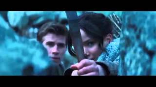 """The Hunger Games Catching Fire ~ """"Skyfall"""""""
