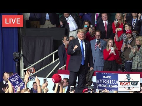LIVE: President Donald J. Trump Rally in Indianapolis, IN 11/2/18