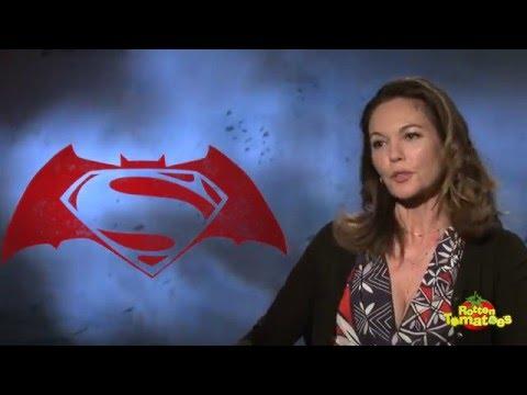 Batman v Superman Interviews: President