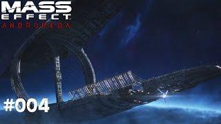 MASS EFFECT ANDROMEDA #004 -Die Nexus - Let's Play Mass Effect Andromeda Deutsch/German