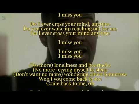 Brian McKnight - Anytime (Lyric video) [HQ]