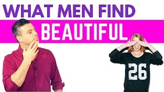 4 Things Men Find Beautiful In A Woman