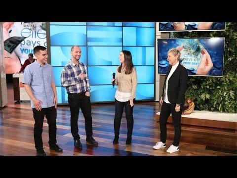 Ellen Pays Off Your Debt!