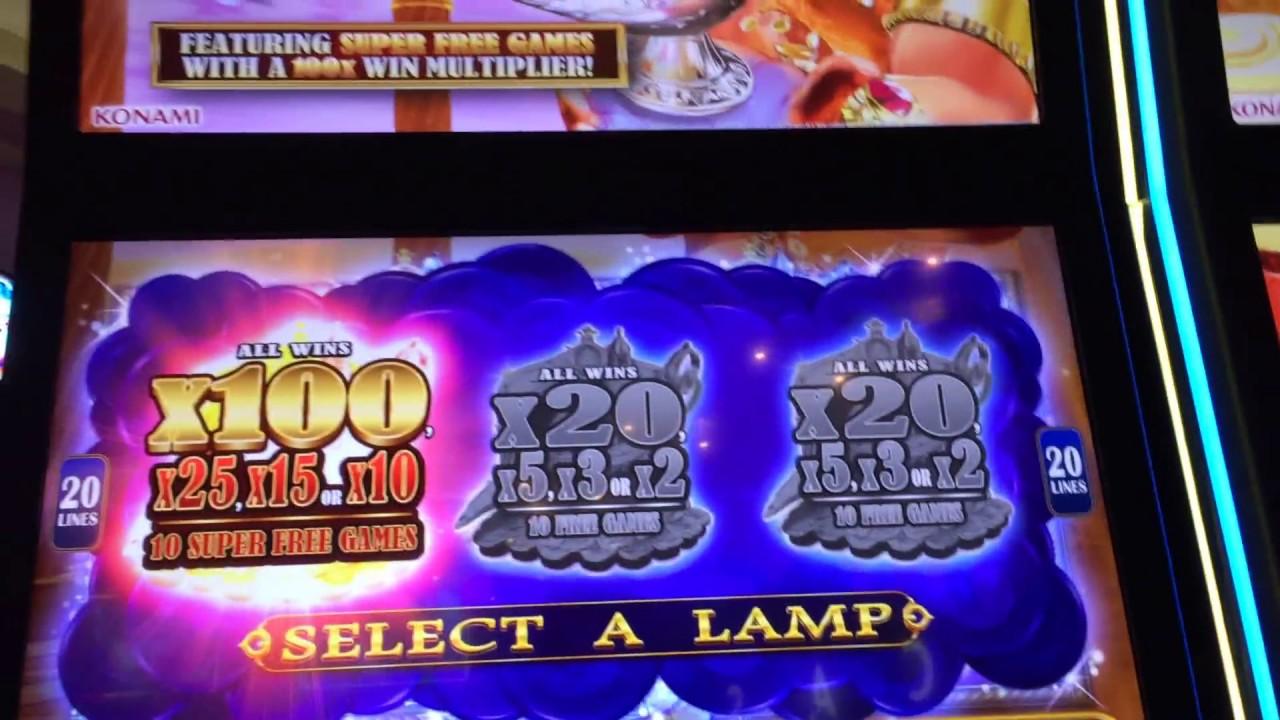 Magic Lamp Slot Machine