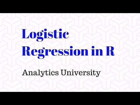 Logistic Regression Model for Stock Price Movement   Data Science in Finance