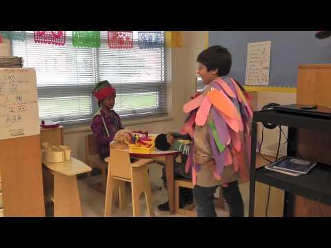Film Club @ Blazier Elementary School - The Turkey Got Ran Over by a Reindeer