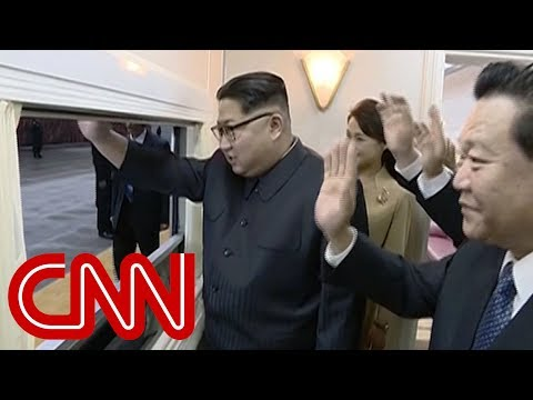 Kim Jong Un could be aboard mystery train