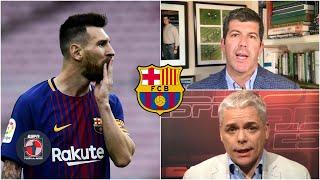 OJO ¿El último Clásico de Messi con el Barcelona en La Liga? ¿Lucirá vs el Madrid? | Fuera de Juego