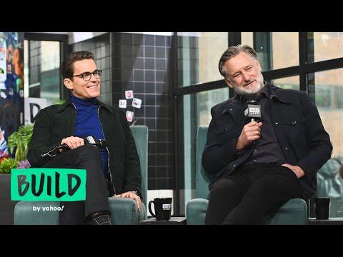 """Matt Bomer & Bill Pullman Go Over Season Three Of USA Network's """"The Sinner"""""""