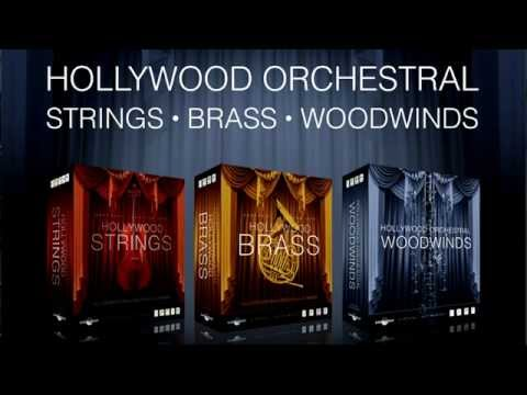 COMPARE : Eastwest Hollywood Orchestral vs EWQL symphonic orchestra