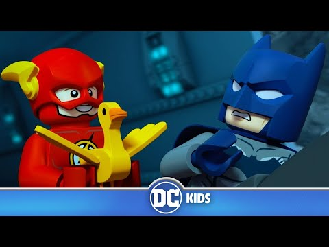 LEGO Justice League Cosmic Clash | Lost In Time | DC Kids