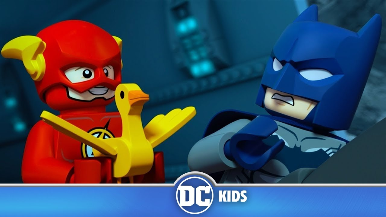 Download LEGO Justice League Cosmic Clash | Lost In Time | DC Kids