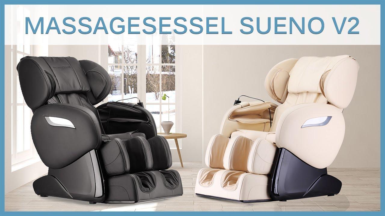 Massagesessel Sueno V2 | Produktvorstellung