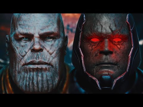 THANOS vs. DARKSEID (Battle of the Titans) - FULL PART   EPIC BATTLE! indir