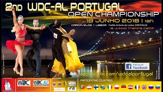 2nd WDC-AL PORTUGAL OPEN CHAMPIONSHIP