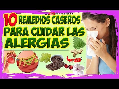 PonFin a las Alergias con estos 10 Remedios Caseros