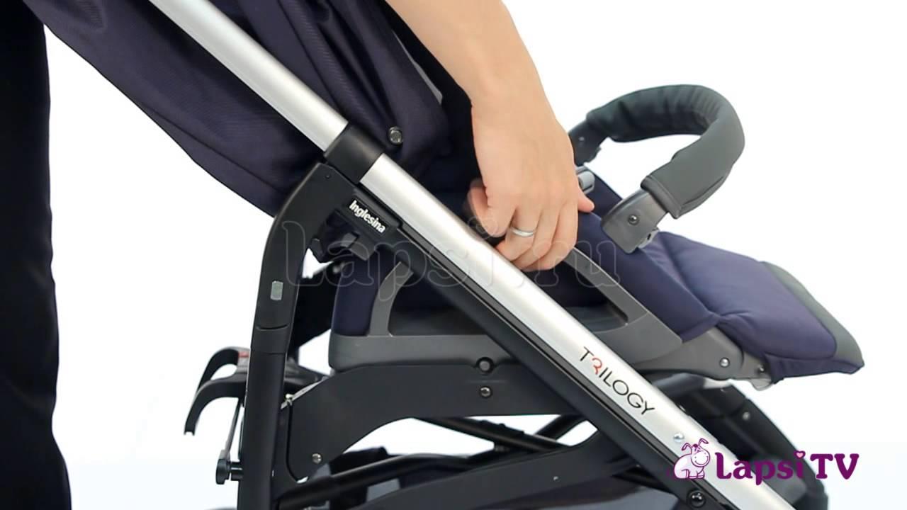 Прогулочная коляска Inglesina Zippy Free All Over (Инглезина .