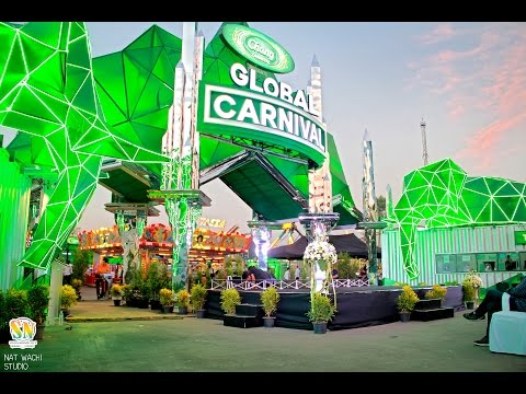 Chang GLOBAL CARNIVAL 2016 - Bangkok, Thailand
