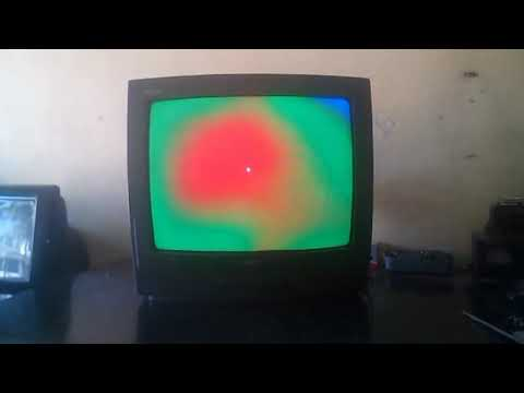 tv repairing tips Colour patch Problem On CRT Tv