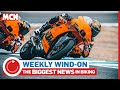 A brace Of 125s, A Track Only Ktm, Triumph Go Off Road Plus A New French Electric   Mcn's Wwo Ep 61